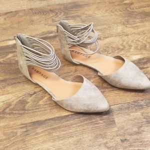 Rampage Flats New with Box Shoes